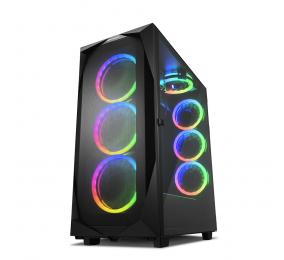 Caixa Extended-ATX Sharkoon REV300 RGB Preta