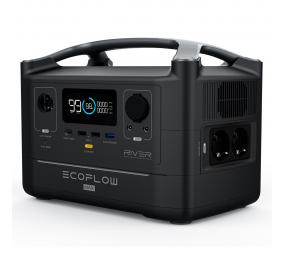 Bateria Portátil EcoFlow River Pro Power Station 720Wh