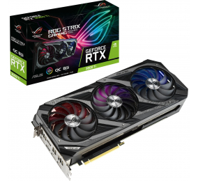 Placa Gráfica Asus ROG Strix GeForce RTX 3060 Ti 8GB GDDR6 OC