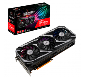 Placa Gráfica Asus ROG Strix Radeon RX 6700 XT 12GB GDDR6 OC
