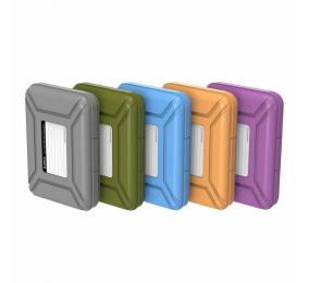 """Caixa de Proteção Orico PHX-35 para HDD 3.5"""" Pack 5"""
