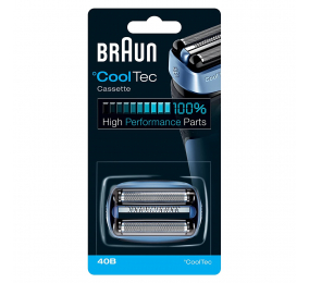 Cabeça de Substituição Braun 40B CoolTech