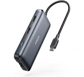 Hub Anker PowerExpand 8 em 1 USB-C PD