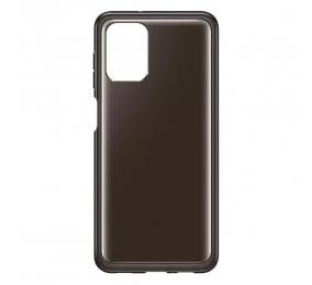 Capa Samsung Soft Clear Cover Samsung Galaxy A12 Preta