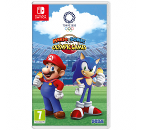 Jogo Nintendo Switch Mario & Sonic at the Olympic Games Tokyo 2020