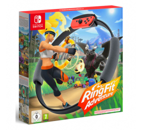 Jogo Nintendo Switch Ring Fit Adventure