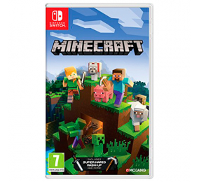 Jogo Nintendo Switch Minecraft: Nintendo Switch Edition