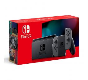 Consola Nintendo Switch V2 2019 Cinzenta