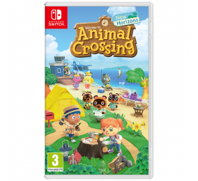 Jogo Nintendo Switch Animal Crossing: New Horizons