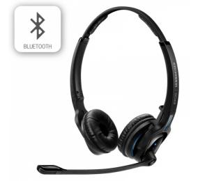 Headset Sennheiser EPOS Impact MB Pro 2 Bluetooth Preto