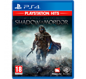 Jogo PS4 Middle Earth: Shadow of Mordor Hits
