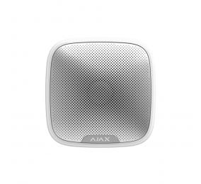 Sirene Exterior Ajax StreetSirene c/Led de Sinalização e Sensor de Temperatura Branco
