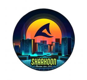 Tapete de Cadeira Sharkoon FM11 Retro