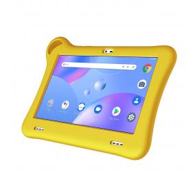 """Tablet Alcatel TKEE Mini 2 7"""" 1GB/32GB Wi-Fi Amarelo + Kids Bumper Case"""