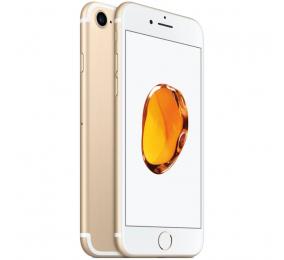 "Smartphone Apple iPhone 7 4.7"" 256GB Dourado (Recondicionado Grade A)"