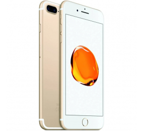 "Smartphone Apple iPhone 7 Plus 5.5"" 128GB Dourado (Recondicionado Grade A)"