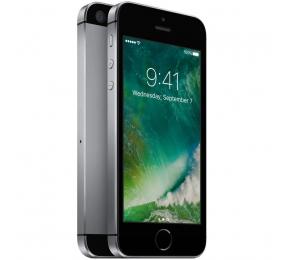 """Smartphone Apple iPhone SE 4.0"""" 16GB Cinzento Sideral (Recondicionado Grade A)"""