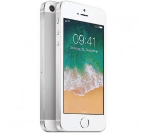 """Smartphone Apple iPhone SE 4.0"""" 32GB Prateado (Recondicionado Grade A)"""