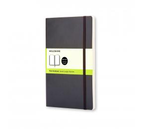 Caderno XL Liso Moleskine Soft Preto