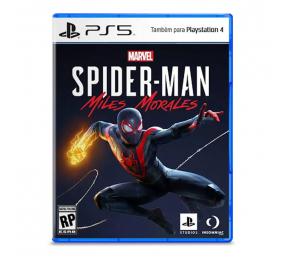 Jogo PS5 Spider-Man: Miles Morales