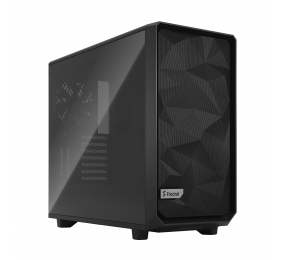 Caixa Extended-ATX Fractal Design Meshify 2 Preta Tempered Glass Light Tint