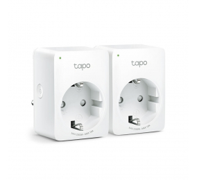 Tomada Inteligente TP-Link Tapo P100 Mini Smart Wi-Fi (2-Pack)