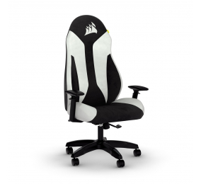 Cadeira Gaming Corsair TC60 Fabric Relaxed Fit Branca