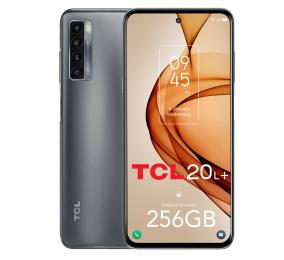 """Smartphone TCL 20L+ 6.67"""" 6GB/256GB Dual SIM Preto"""
