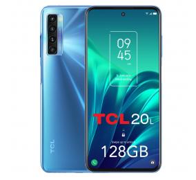 """Smartphone TCL 20L 6.67"""" 4GB/128GB Dual SIM Azul"""