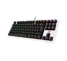 Teclado Mecânico Fox Gaming FK63T PT TKL RGB Outemu Red