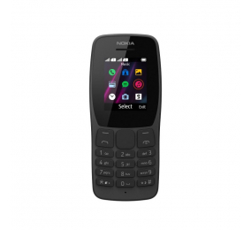 Telemóvel Nokia 110 TA-1192 Dual SIM Preto