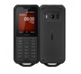 "Telemóvel Nokia 800 2.4"" Dual SIM Preto"