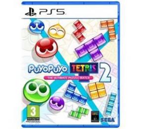 Jogo PS5 Puyo Puyo Tetris 2
