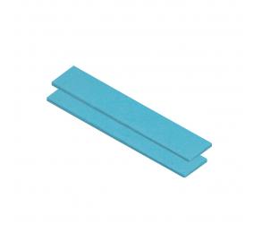 Adesivo Térmico Arctic Thermal Pad APT2560 - 120mm x 20mm x 1.5mm (Pack 2)
