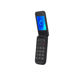 """Telemóvel Alcatel 2053D 2.4"""" Dual Sim Preto"""