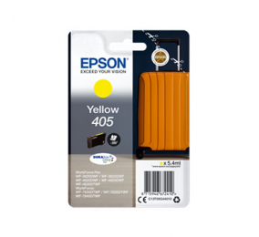 Tinteiro Epson Singlepack Amarelo 405 DURABrite Ultra Ink