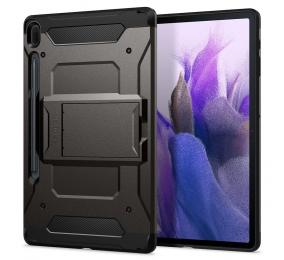 Capa Spigen Galaxy Tab S7 FE 5G Case Tough Armor Pro Gunmetal