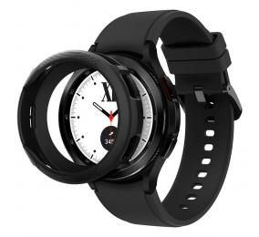 Capa Smartwatch Spigen Liquid Air Galaxy Watch 4 42mm Matte BLack