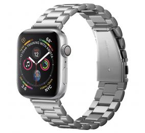 Bracelete Spigen Apple Watch All Series (44mm/42mm) Watch Band Modern Fit Silver