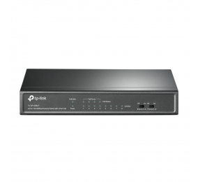 Switch TP-Link TL-SF1008LP 8-Portas 10/100Mbps Desktop Switch c/ 4-Portas PoE+