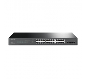Switch TP-Link TL-SG2428P JetStream 28-Portas Gigabit Smart Switch c/ 24-Portas PoE+
