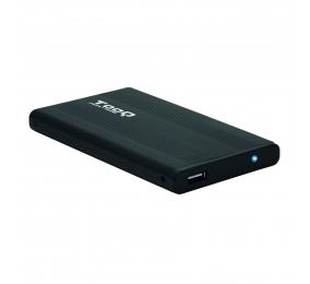 "Caixa Externa 2.5"" TooQ TQE-2510B SATA I/II/III a USB 2.0"