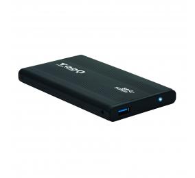 "Caixa Externa 2.5"" TooQ TQE-2524B SATA I/II/III a USB 3.0"