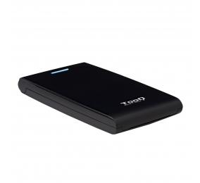 """Caixa Externa 2.5"""" TooQ TQE-2526B SATA I/II/III a USB 3.0 com UASP"""