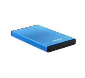 "Caixa Externa 2.5"" TooQ TQE-2527BL SATA I/II/III a USB 3.0"