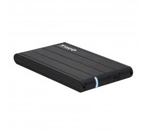 "Caixa Externa 2.5"" TooQ TQE-2530B SATA I/II/III a USB 3.0"