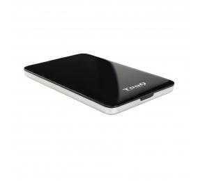 """Caixa Externa 2.5"""" TooQ TQE-2538B SATA I/II/III a USB 3.0 com UASP"""