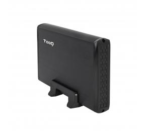"Caixa Externa 3.5"" TooQ TQE-3509B SATA I/II/III a USB 2.0"