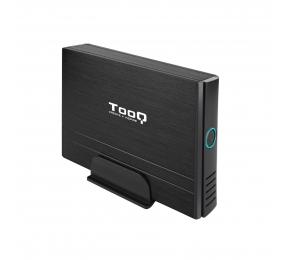 "Caixa Externa 3.5"" TooQ TQE-3520B IDE/SATA I/II/III a USB 2.0"