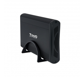 "Caixa Externa 3.5"" TooQ TQE-3526B SATA I/II/III a USB 3.0"